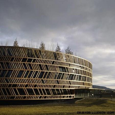 Museos de madera