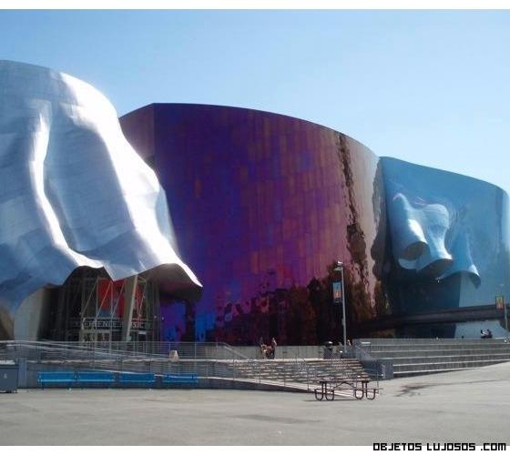 Museos con colores llamativos