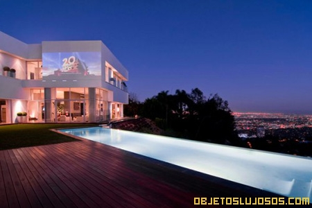 Casa súper lujosa
