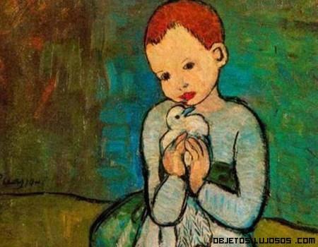 Famoso cuadro de Picasso, a Qatar