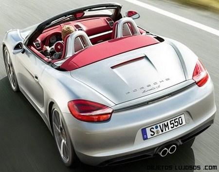 Nuevo Porsche Boxster 2012