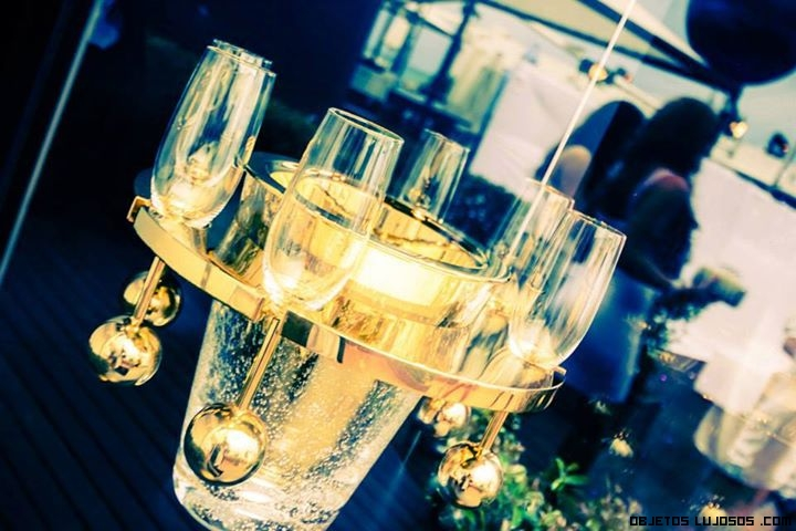 Champán de lujo