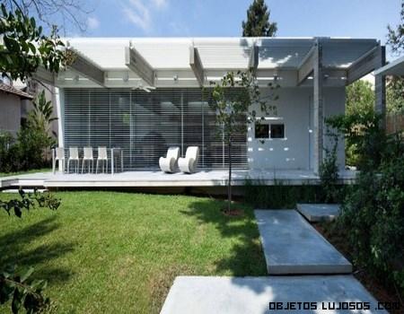 Casas minimalistas de lujo
