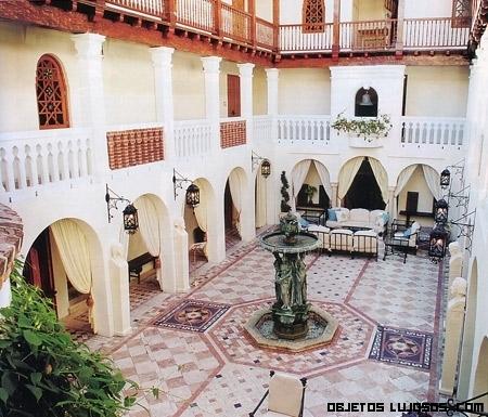 Casa Versace convertida en hotel