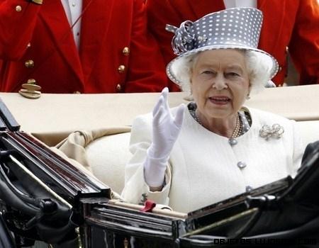 El perfume exclusivo de la Reina Isabel II