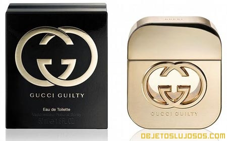 Guilty, el nuevo perfume de Gucci