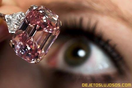 Diamante Rosa carísimo