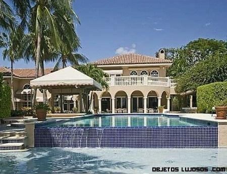 La mansión de Saquille O´Neal