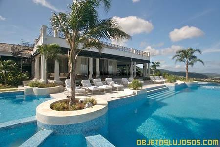Twin Palms Villa de Lujo en el Caribe