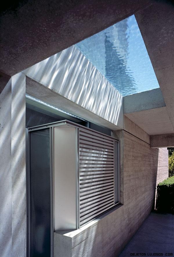 Casas con doble techo