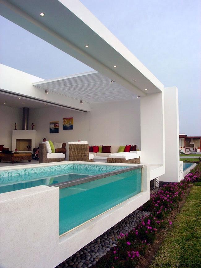 Casa las gaviotas for Casas con terraza al frente