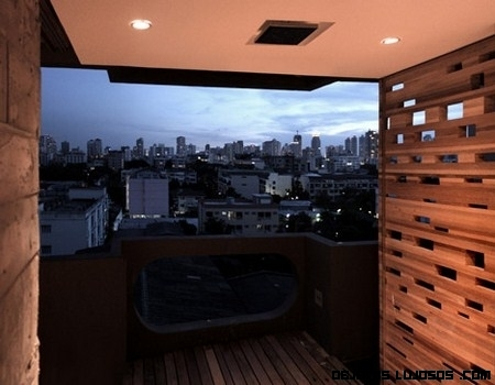 Un piso diferente en Bangkok