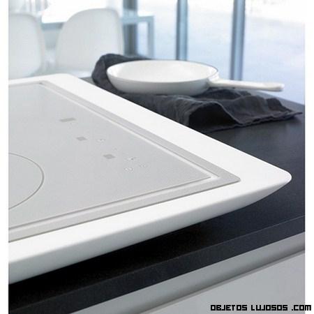 Una nueva manera de cocinar con esta placa Electrolux
