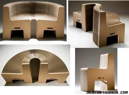 Muebles flexibles, para adaptarse a los invitados