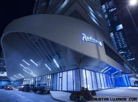Hotel Radisson Blue Aqua en Chicago