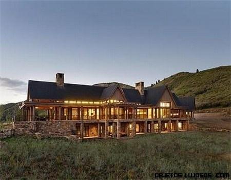 Un rancho de lujo llamado Wildcat