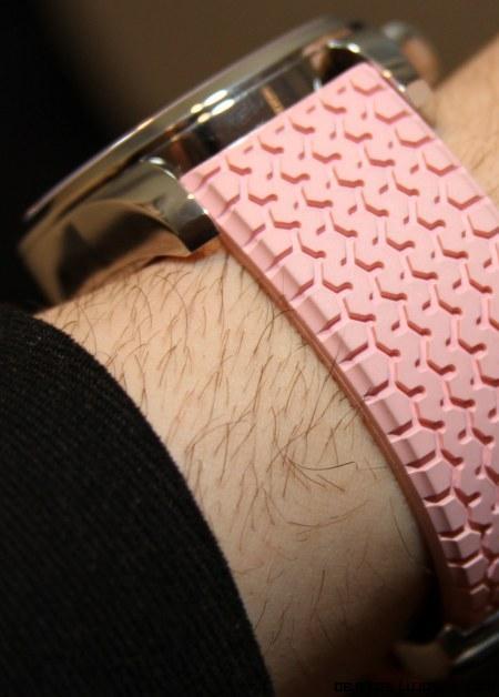 Reloj Mille Miglia Racing en rosa