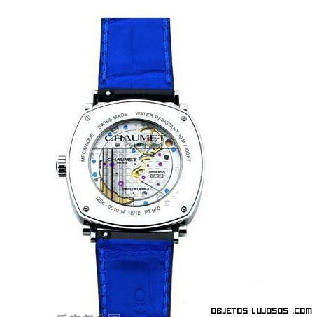 Reloj Chaumet Dandy Cronógrafo XL