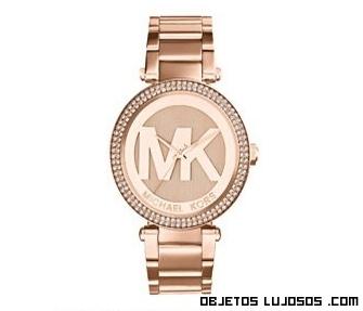 relojes de oro rosa