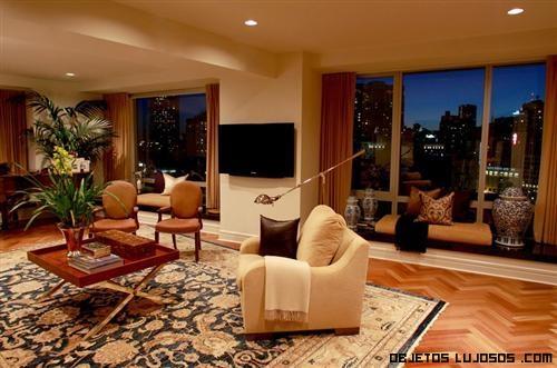 alfombras de lujo en salones