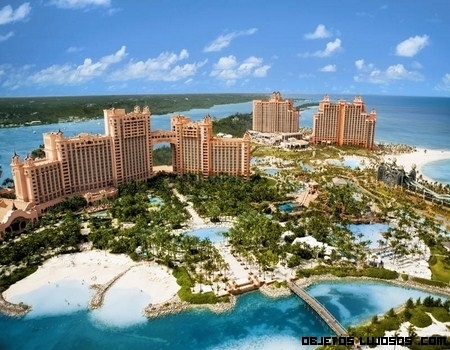 Hotel en las Bahamas, The Cove Atlantis