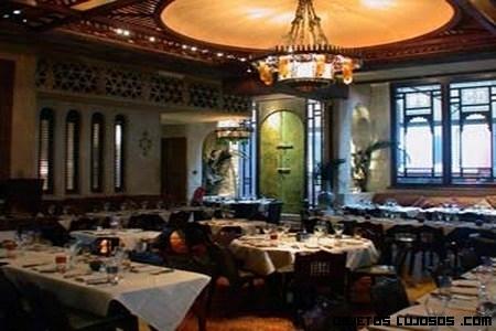 Restaurante Momo en Londres
