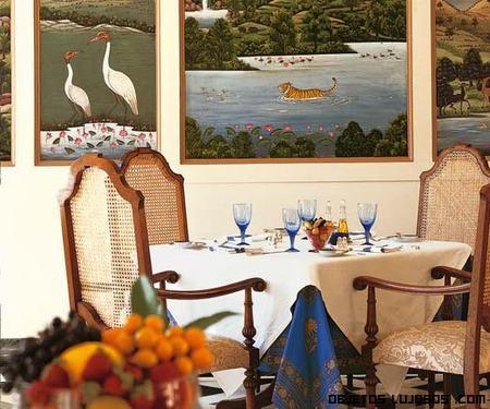 Hotel de lujo Oberoi Vanyavilas Ranthambore
