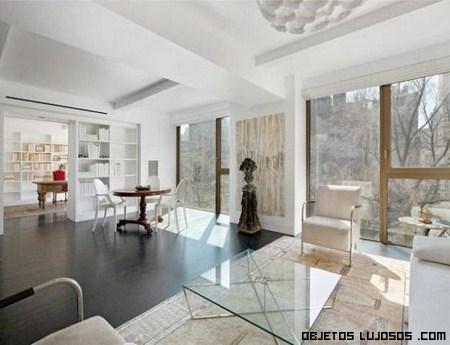 Apartamento de karl lagerfeld - Salones de lujo ...