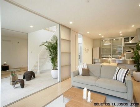 Una Casa Muy Moderna En Jap N