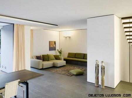 Residencia strauss un lujo muy moderno - Salones de lujo ...