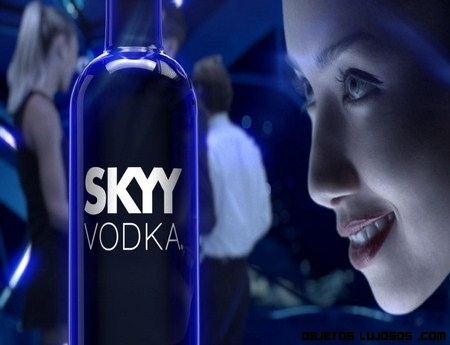 La bebida más fashion, Skyy Vodka