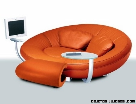 Sofás modernos e innovadores