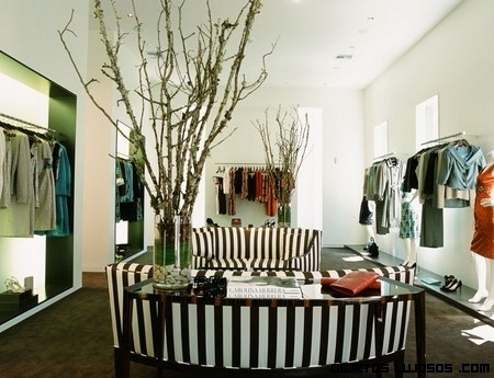 Tiendas de Carolina Herrera, moda y lujo