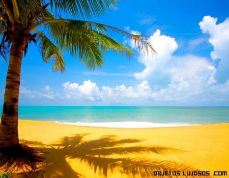Tres playas de lujo
