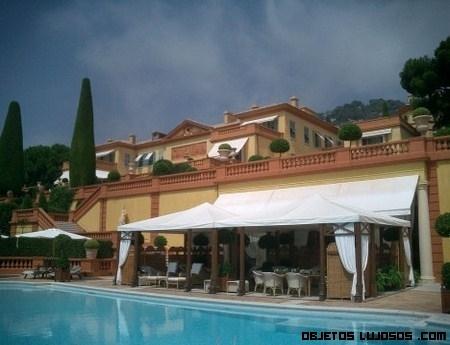 Villa La Leopolda, una historia de reyes