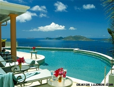 Villa Long Bay a pies del Caribe