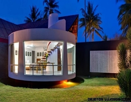 Villa lujosa en Indonesia