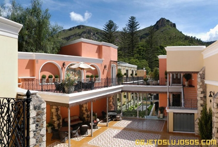 Villa Spa de lujo en Mexico