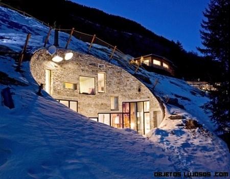 Villa Vals, diseño y originalidad