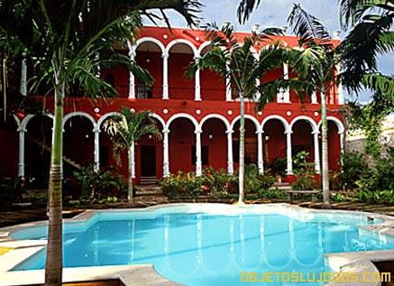 Villa de lujo en México
