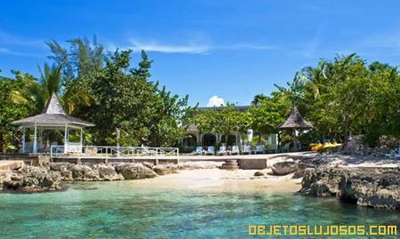 Villas de lujo en el Caribe SEAGRAPES