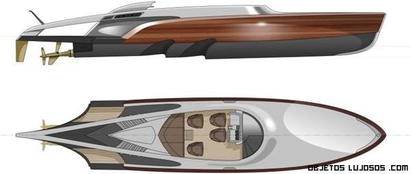 fabricación de barcos de lujo