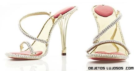 protección en zapatos de tacón