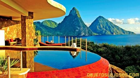 Villa de lujo con paisajes caribeños fabulosos