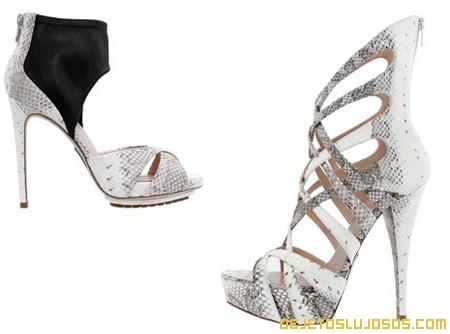 Colección 2011 de zapatos lujosos