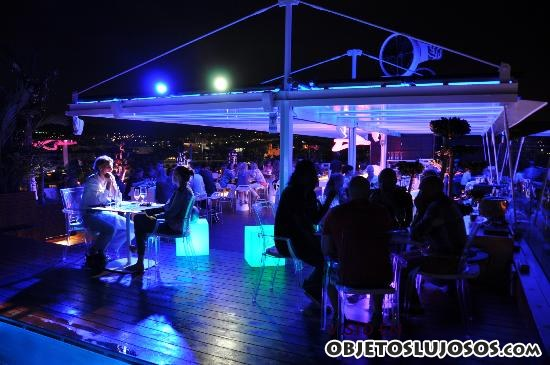 Bar restaurante en Sitges