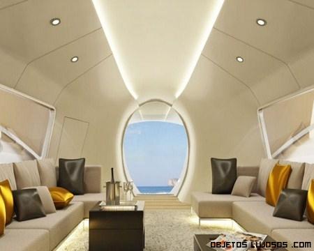 Yate oculus un lujo en alta mar - Yates de lujo interior ...