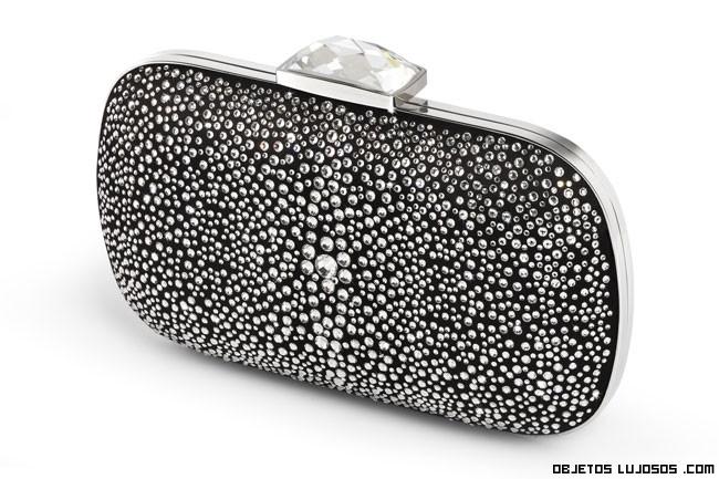 bolsos de lujo para fiestas en color negro