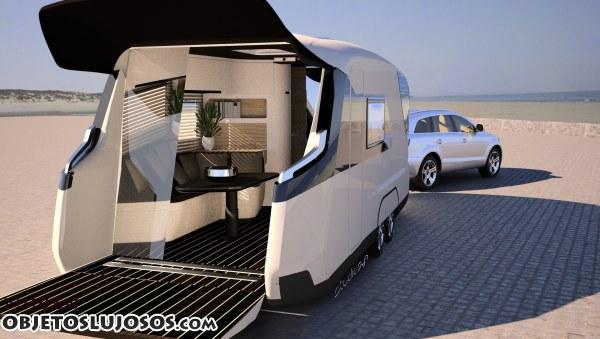 Caravisio, la caravana del futuro