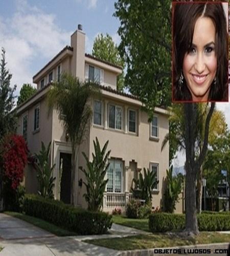 Las casas de Demi Lovato